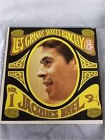 Jacques Brel, Les Grands Succes Barclay. Teo