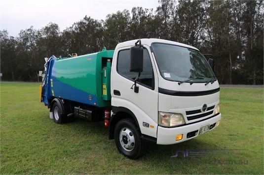 2011 Hino 300 Series 816 Auto - Trucks for Sale