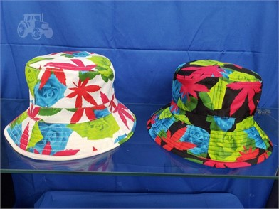 100% high quality to buy best place 2 HATS W/ POT LEAF/ ROSES Other Items For Sale - 1 Listings ...