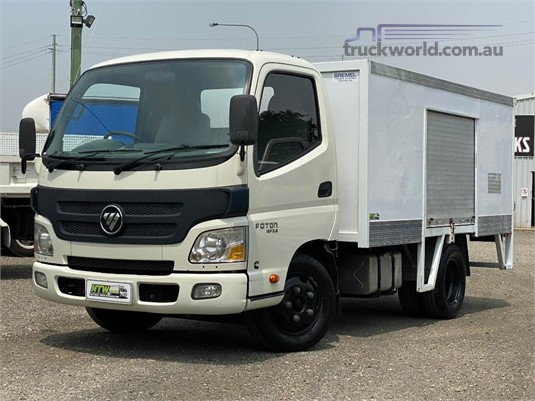 2013 Foton ISF 2.8 - Trucks for Sale