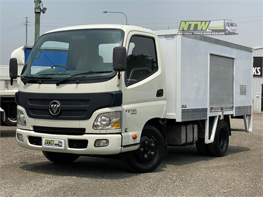 2013 Foton ISF 2.8 National Truck Wholesalers Pty Ltd - Trucks for Sale