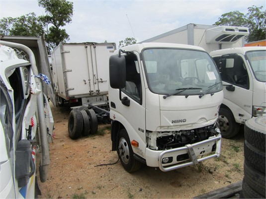 2016 Hino 300 Series 616 - Wrecking for Sale