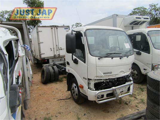 2016 Hino 300 Series 616 Just Jap Truck Spares - Wrecking for Sale