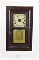 Beth Thomas Wood Clock