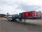Maxitrans 45FT Flat Top Semi Trailer Flat Top Trailers