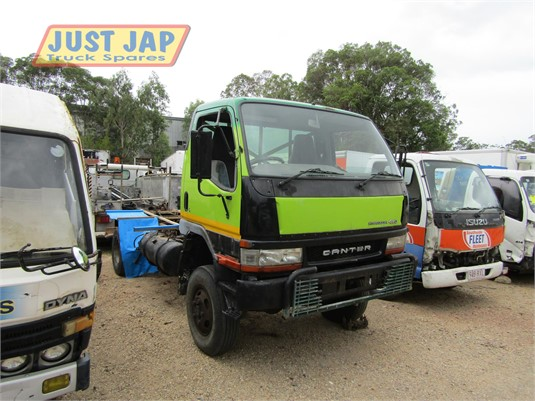 2008 Mitsubishi Fuso CANTER 4.0 Just Jap Truck Spares - Wrecking for Sale