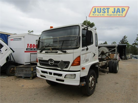 2006 Hino GH1J Just Jap Truck Spares - Trucks for Sale