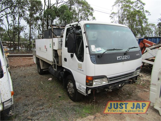 2004 Isuzu NPR Just Jap Truck Spares - Trucks for Sale