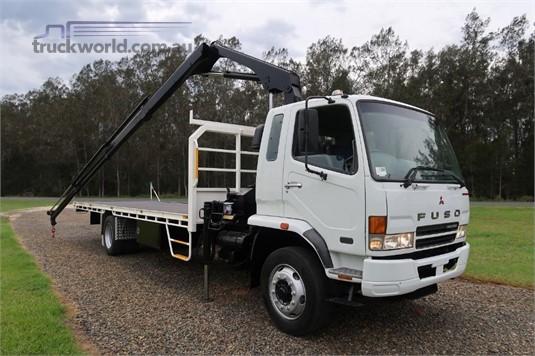 2007 Fuso Fighter 10 - Trucks for Sale