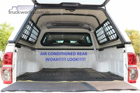 2014 Toyota Hilux Ggn15r - Light Commercial for Sale