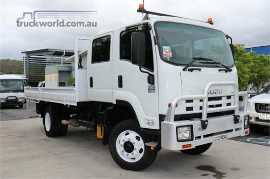2011 Isuzu FSS 550 4x4 - Trucks for Sale