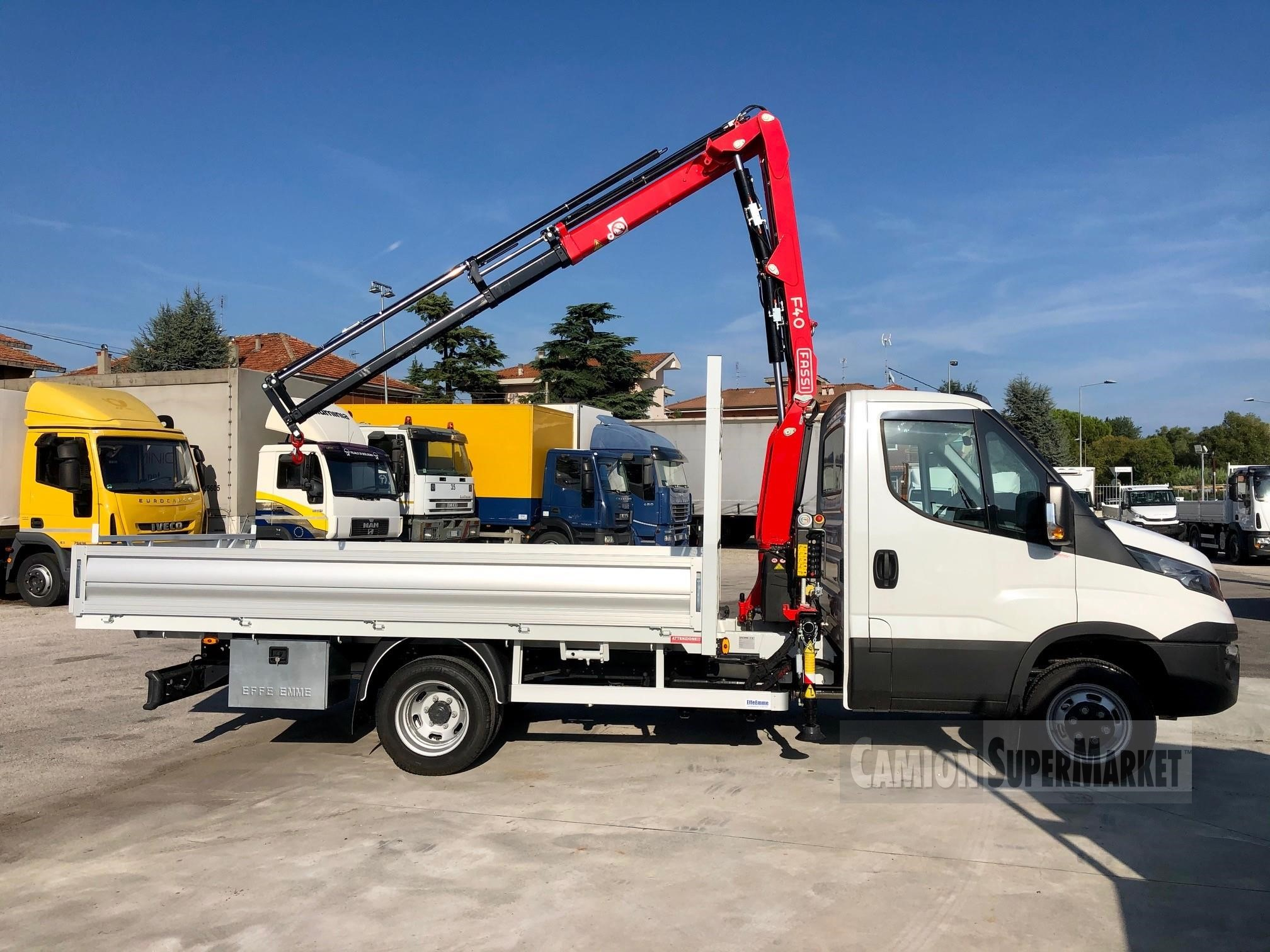 Iveco DAILY 50C18 used 2019
