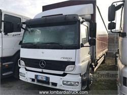 MERCEDES-BENZ ATEGO 1329  used