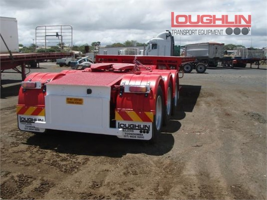 1990 Rentco other Loughlin Bros Transport Equipment - Trailers for Sale