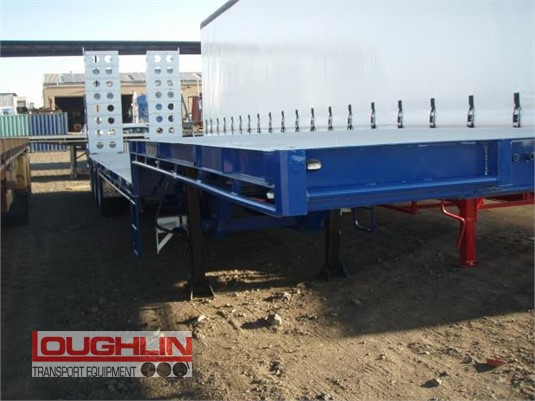 2019 Stonestar Drop Deck Trailer Loughlin Bros Transport Equipment - Trailers for Sale