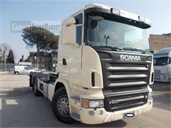 SCANIA R500  Usato