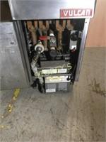 Vulcan Gas Deep Fryer w/ Built in Oil Filter