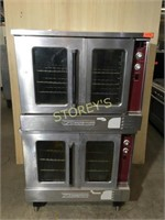 Southbend Dbl Stacking Gas Convection Oven