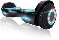SELF BALANCING HOVERBOARD ELECTRIC SCOOTER W/