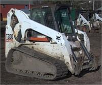 2007 Bobcat Model T300 track loader with