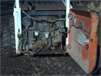 2002 Bobcat Model 873 G-Series wheeled skid