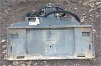 Bobcat 30C auger power unit, 2017,