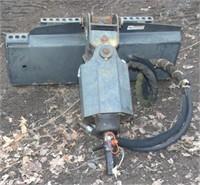 Bobcat auger power unit 30C?, no data plate