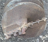 """24"""" tree auger bit with good teeth and pin"""