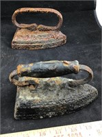 Old Rusted Irons