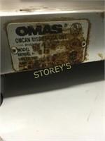 "Omas 12"" Meat Slicer - 12-B"