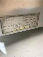 """Omcan 10"""" Meat Slicer - 250E"""