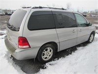 2005 FORD FREESTAR 203966 KMS
