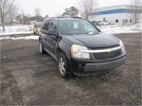 2006 CHEVROLET EQUINOX 218562 KMS