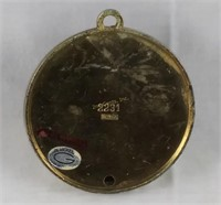 Vintage German Holy Water Holder Goldschelder