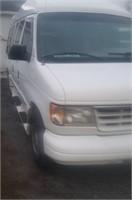 1996 Ford Econoline E150 Conversion Van