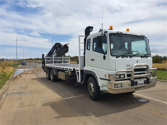 2010 Fuso FV54 Heavy Duty - Trucks for Sale