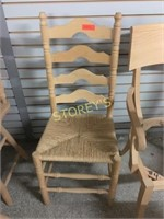 Unfinished Dining Chair