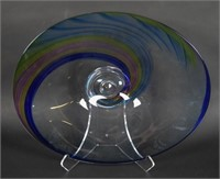 Kosta Boda Hand Blown Center Bowl