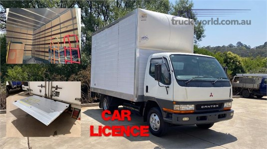 2000 Fuso Canter Southern Star Truck Centre Pty Ltd  - Trucks for Sale