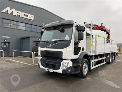 2020 VOLVO FE350 at TruckLocator.ie