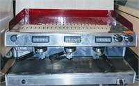 Alfa 3 Head Cappachino Machine
