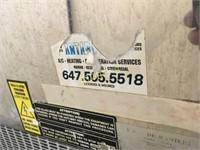 Gelato Display Freezer - 53 x 43 x 53