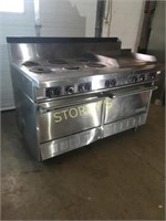 5' Garland Sentry Electric Range w/