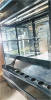 Powers Refrigerated Flower Display - no compressor