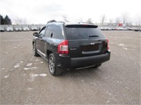 2009 JEEP COMPASS 191817 KMS