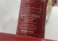 Retro Red Radio Flyer Tricycle