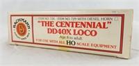 Bachmann The Centennial Dd40x Ho Scale Locomotive