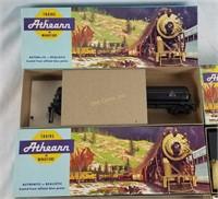 Athearn Ho Train Cars 3 Ready To Run 2 Kits