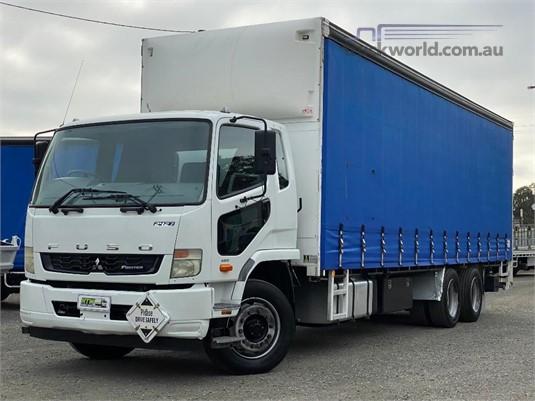 2015 Fuso Fighter 2427 - Trucks for Sale