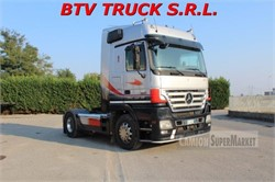 MERCEDES-BENZ ACTROS 1860  used